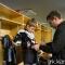 Тренировка юных хоккеистов Петрозаводска под руководством Александра Харламова.