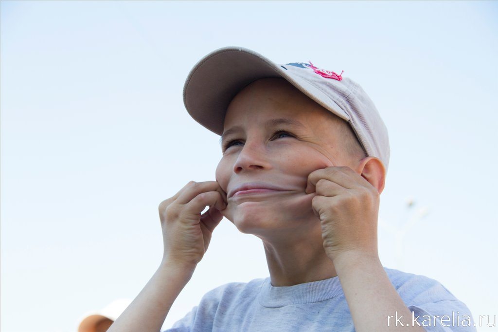 День защиты детей в Петрозаводске