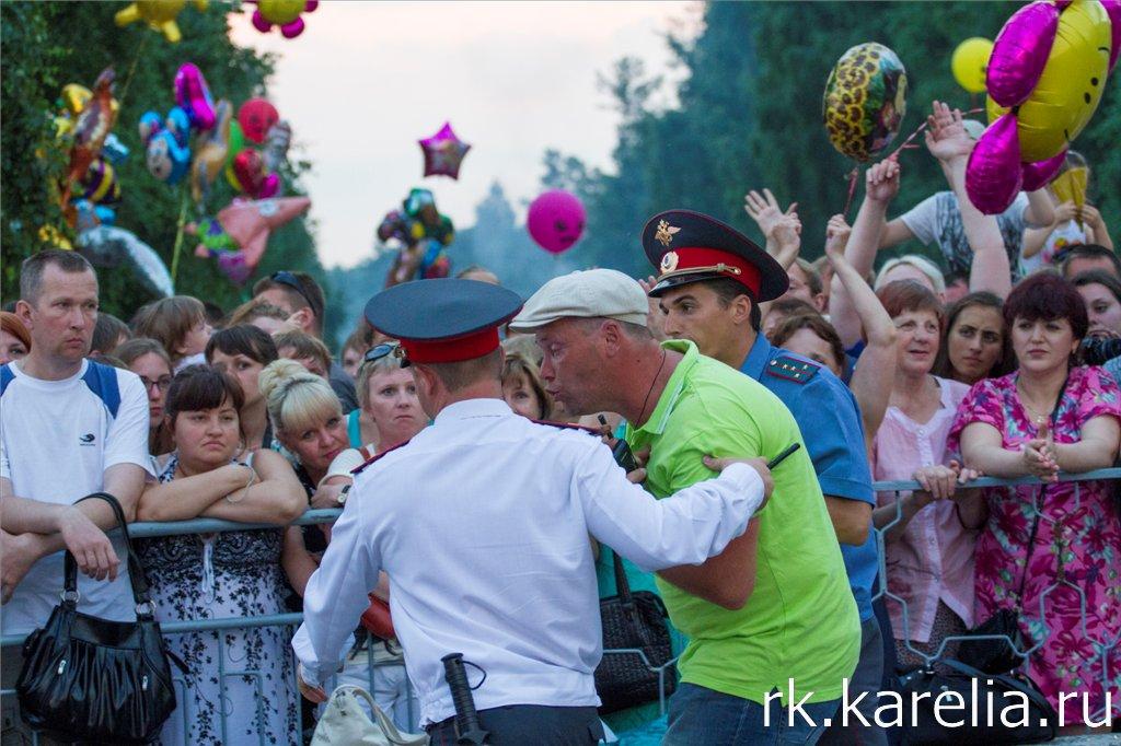 День города в Петрозаводске