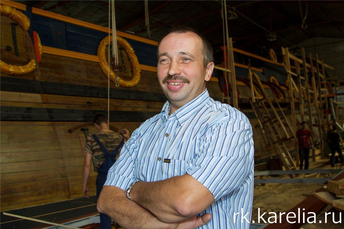 Директор ЗАО «Варяг» Павел Мартюков. Фото: Виталий Голубев