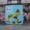 Фирменный дизайн проекта – Юрий Белкин (арт-группа «Не в фокусе»), граффити-дизайн – Андрей Птицын (неоднократный победитель фестиваля стрит-арт фестиваля «Полоса отвода»).