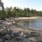 Бухта озера Куйто. Калевала