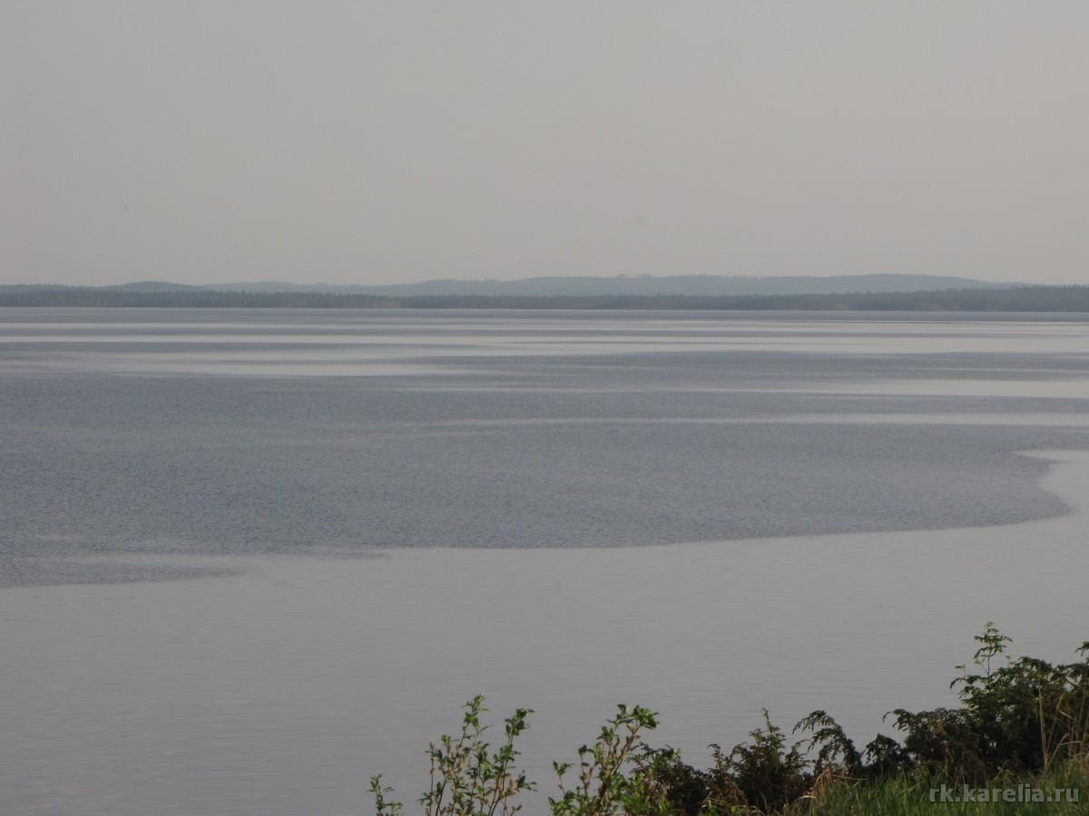 Озеро Среднее Куйто. Калевала
