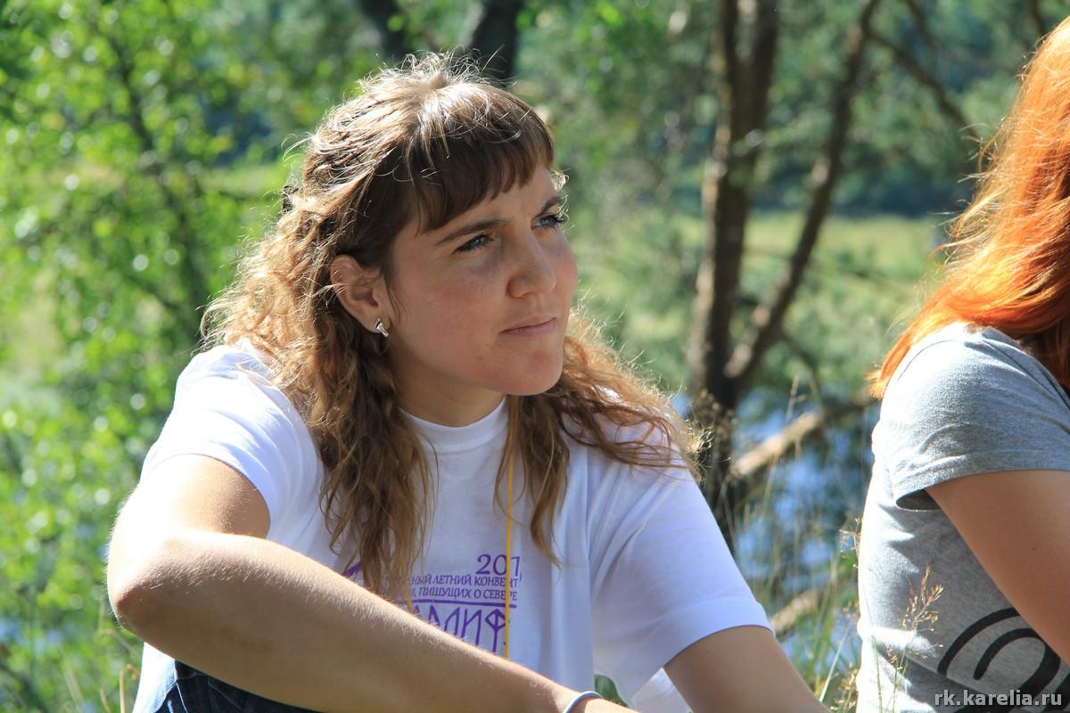 Светлана Махохей, генеральный секретарь журнала «Сердоболь»