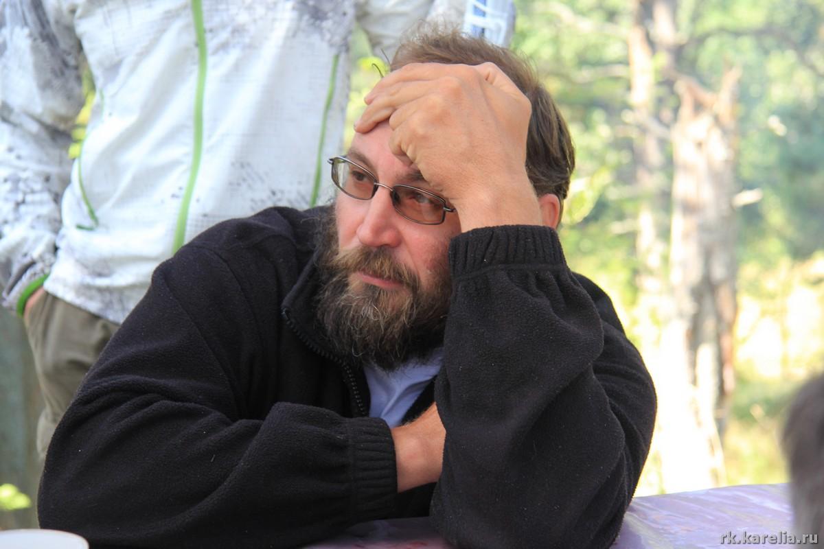 Сергей Филенко, плотник, писатель, гениальный рассказчик