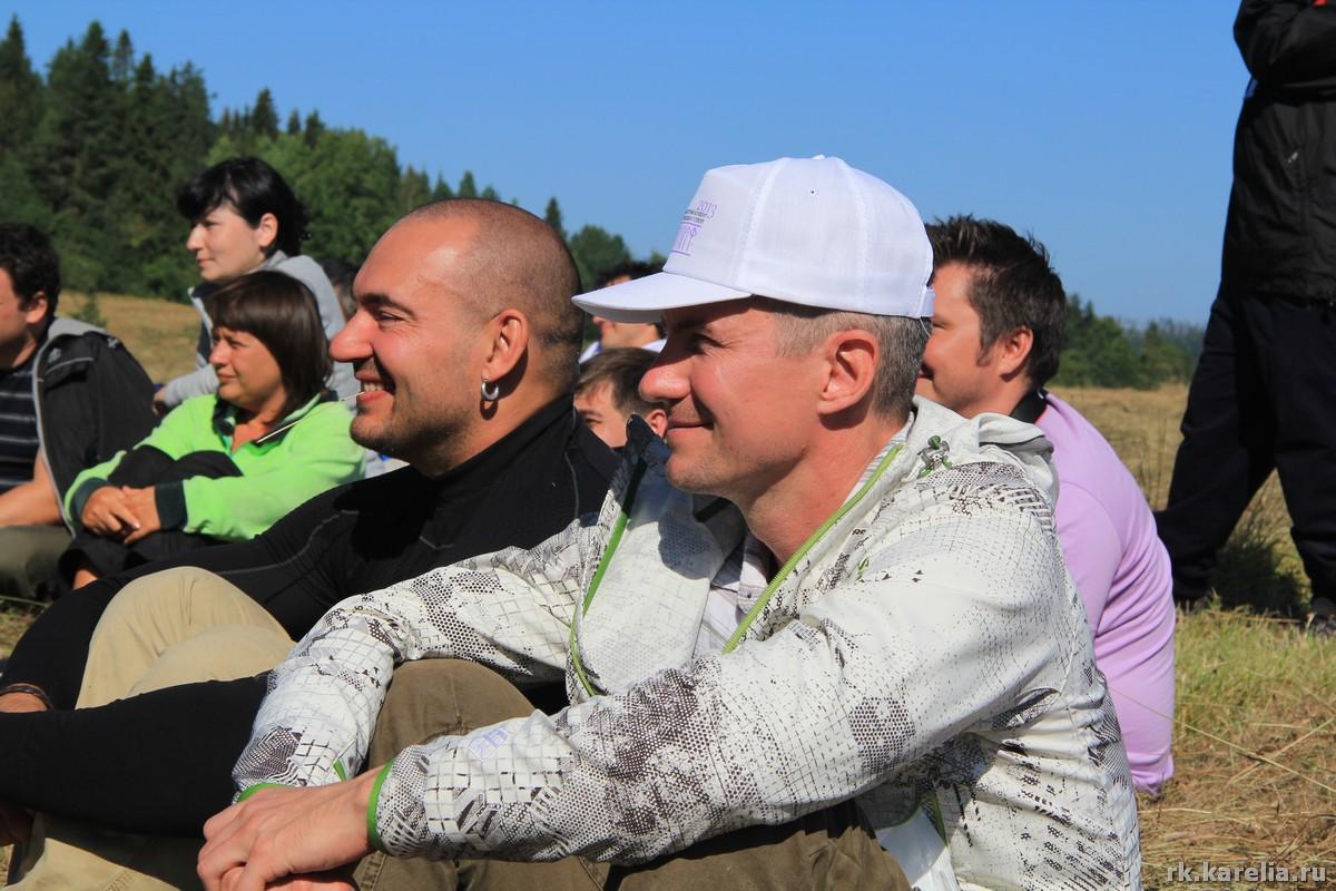 Казахские гости