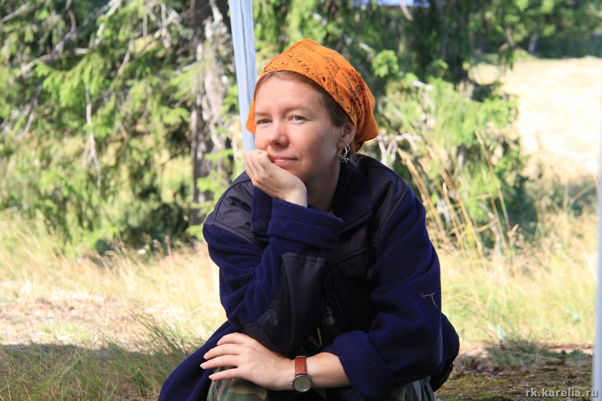 Писатель Ирина Мамаева