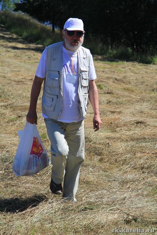Николай Романецкий, ответственный секретарь журнала «Полдень XXI век»