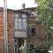 Вид на соседний с гестхаусом дом
