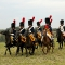 День Бородина-2013. У этой элитной французской кавалерии шапки из настоящего медведя