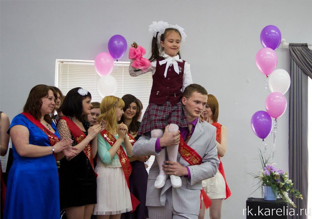 Последний звонок в Петрозаводске