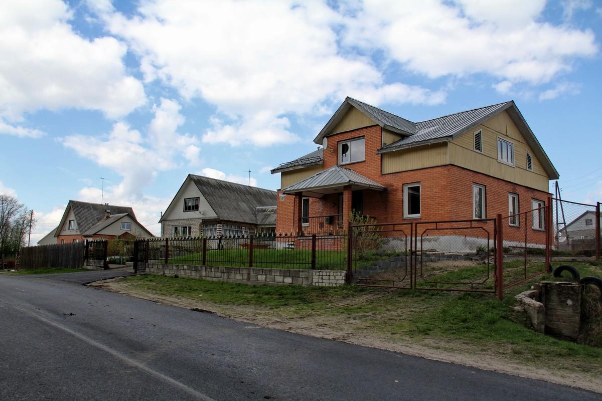 Поселок Пряжа