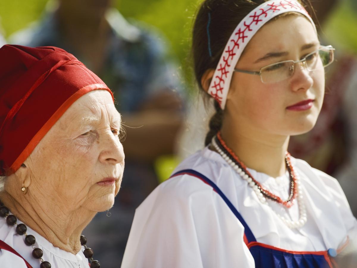 Второй фестиваль сена SENOFEST в Спасской Губе, Карелия