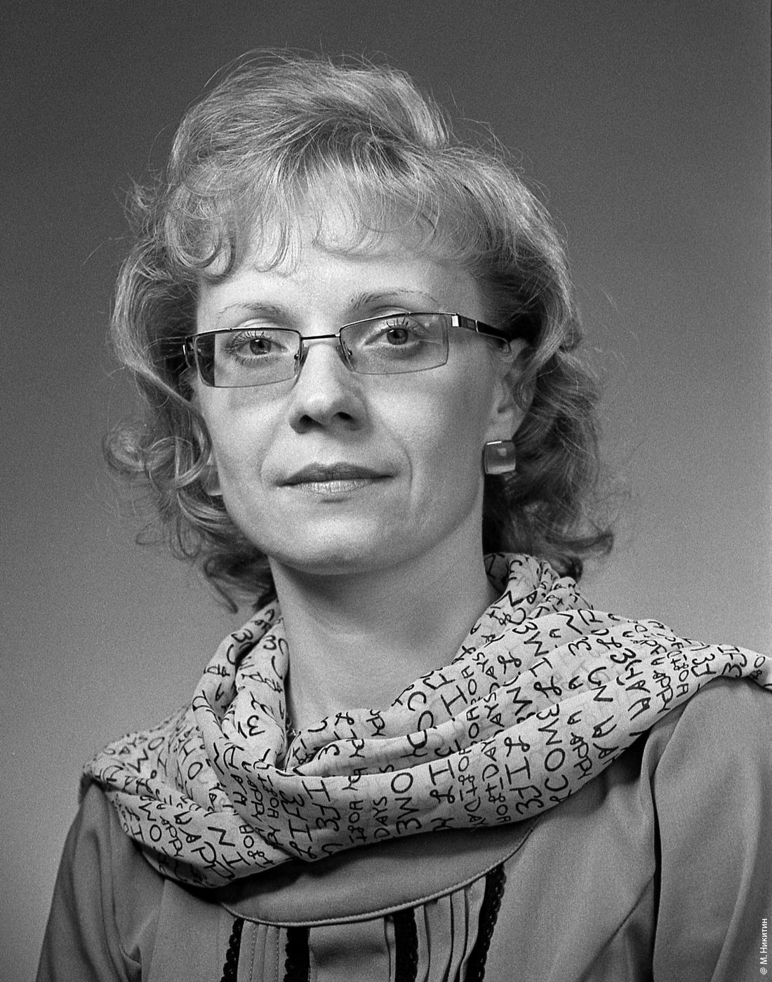 Татьяна Волкова