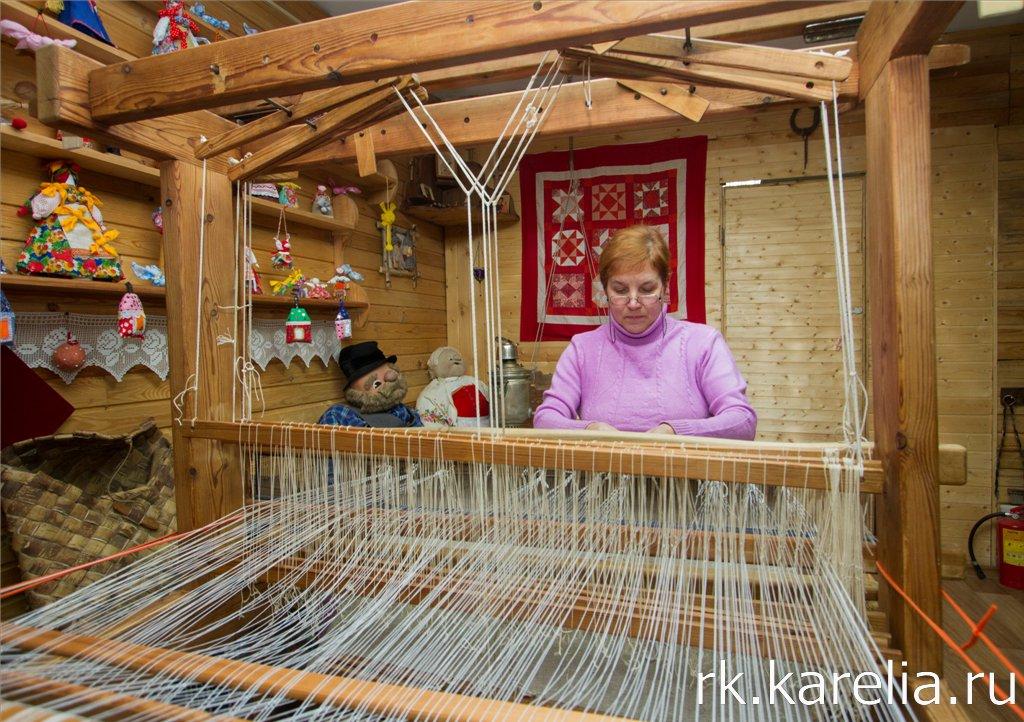 В центре «Туоми» возрождают традиционные ремесла.