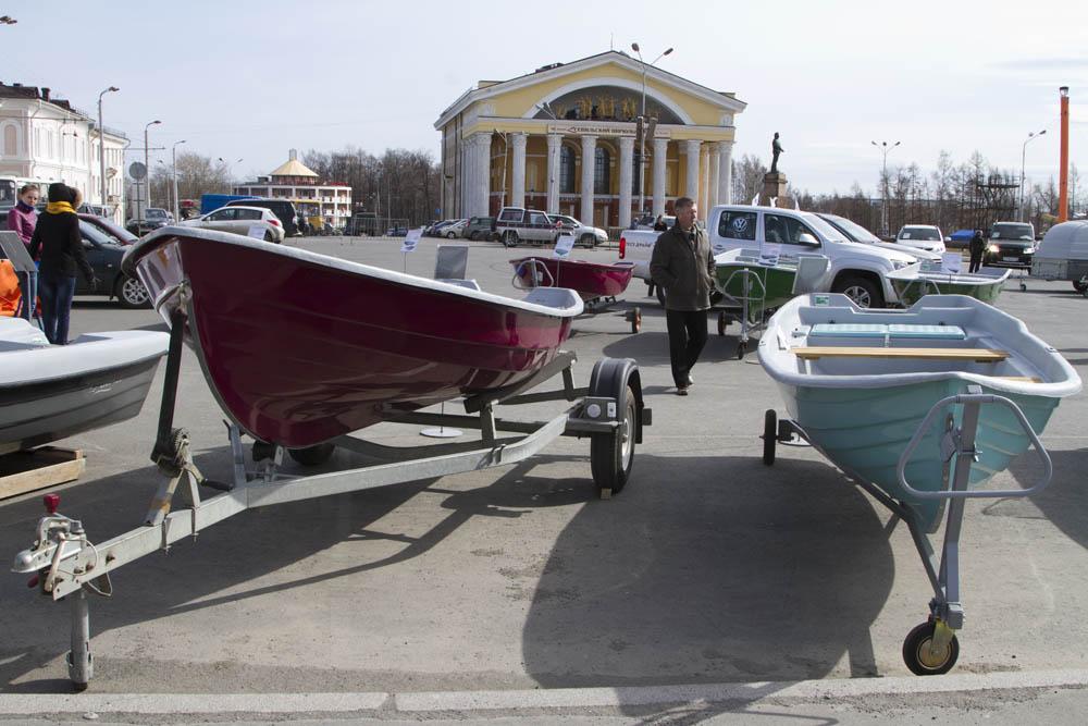 """Выставка """"Охота и рыбалка"""" в Карелии. Фото: Виталий Голубев"""