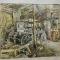 Один из рисунков Генриха Фогелера, который начинал карьеру символистом