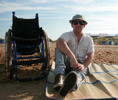 На юга в инвалидном кресле