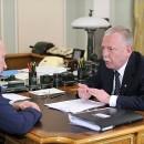 О чем договорились Путин и Нелидов?