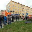 «Марш миллионов» в Петрозаводске не собрал и сотни человек