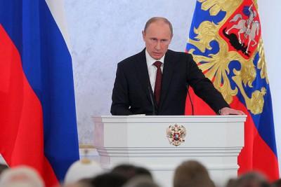 О чем говорил Путин?