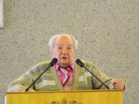 Совет ветеранов ОТЗ – за проект «Петровская Слобода»