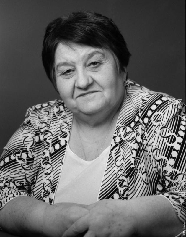 Галина Алексеевна Власова. Фото 1.