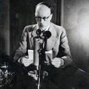 26 июня 1941 года. Президент Финляндии Ристо Рюти выступает по радио. Хельсинки. http://heninen.net