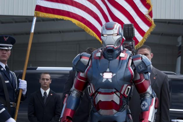 Железный  Капитан Америка