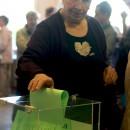Очередной тур предварительного народного голосования прошел на Голиковке в Петрозаводске