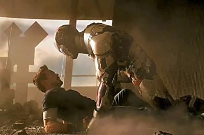 Тони Старк вширь и вглубь