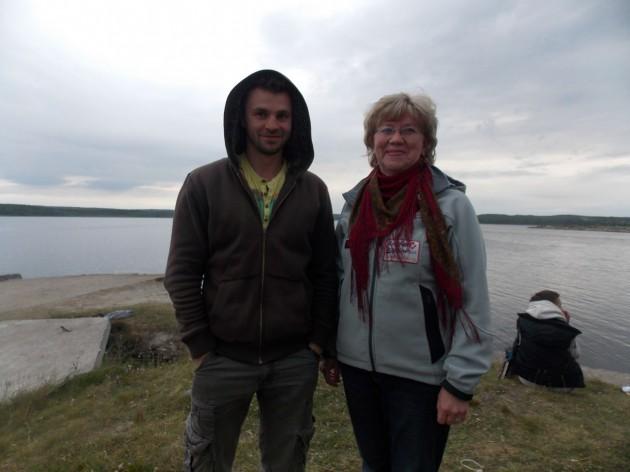 Илья и Валентина Фоминова