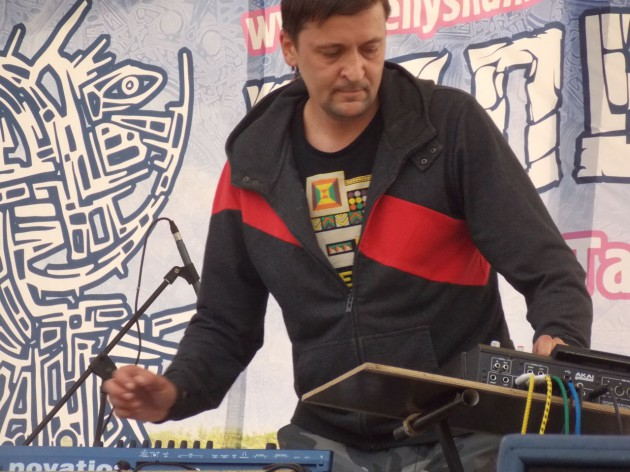 IZTUMANA (space-rock) Спб