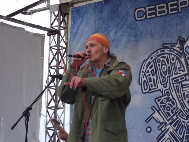 РОМА ВПР & ФЕСТИВАЛЬ ВСЕГО НА СВЕТЕ (reggae) Москва