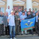 Герой России Александр Маргелов встретился с ветеранами-десантниками Карелии