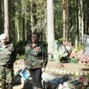 В Муезерском районе Карелии почтили память Героя Советского Союза Николая Варламова