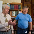 Михаил Титов и Александр Худилайнен