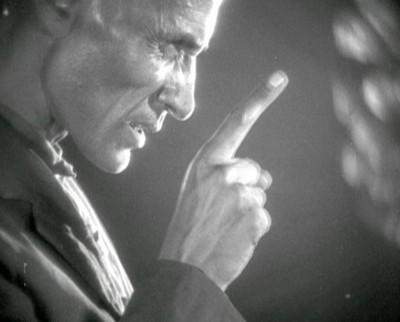 Кадр из фильма Михаила Калатозова «Гвоздь в  сапоге»