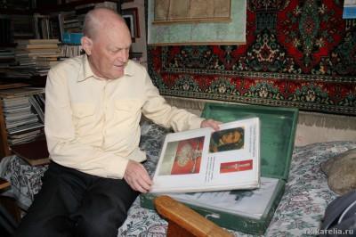 Чемоданчик с историей Валерия Савельева. Фото: Анастасия Волкова