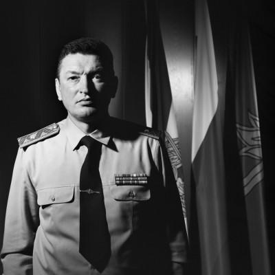 Генерал-майор Александр Лапин