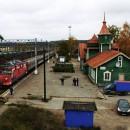 Станция Медвежья гора. Фото: Валерий Шанин http://turbina.ru/authors/shanin.
