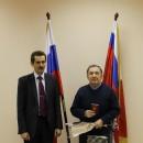 Александр Ермаков и Николай Васильев. Фото: http://ufms.karelia.ru