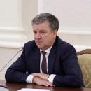 Глава Карелии Александр Худилайнен. Фото: http://www.gov.karelia.ru/