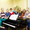 Карельские участники Сводного детского хора России