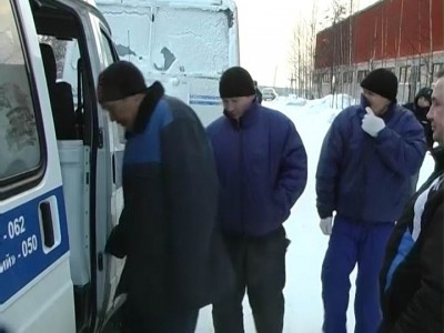 Задержание нелегалов в Костомукше. Фото: МВД РК