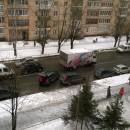 ДТП на проспекте А.Невского, Петрозаводск. Фото: Анникки Сильченко