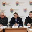 Виктор Черков, Евгений Шорохов, Алексей Белянинов. Фото: Виталий Голубев