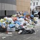 Несанкционированная свалка на улице Свердлова в Петрозаводске. Фото: Виталий Голубев