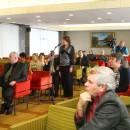 Общественные слушания по правилам благоустройства Петрозаводска. Фото: Виталий Голубев