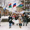 Открытие конкурса снежных и ледовых скульптур в Петрозаводске. Фото: Наталья Митрофанова